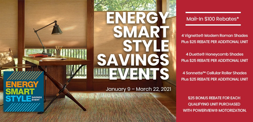 Energy Smart Style Savings Event